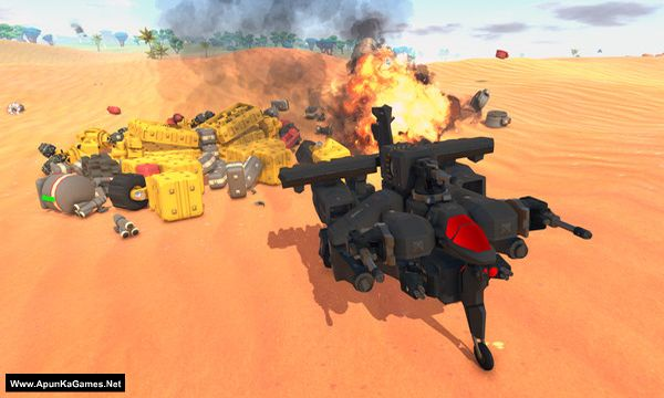 TerraTech (2018) Screenshot 3, Full Version, PC Game, Download Free