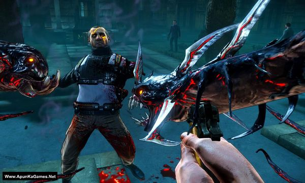 The Darkness II Screenshot 3, Full Version, PC Game, Download Free