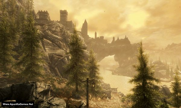 The Elder Scrolls V: Skyrim Screenshot 1, Full Version, PC Game, Download Free