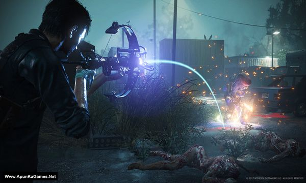The Evil Within 2 Screenshot 1, Full Version, PC Game, Download Free