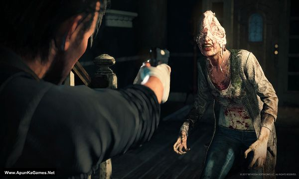 The Evil Within 2 Screenshot 2, Full Version, PC Game, Download Free