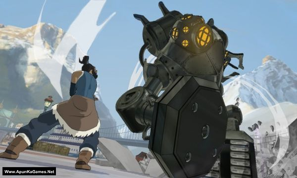The Legend of Korra Screenshot 2, Full Version, PC Game, Download Free