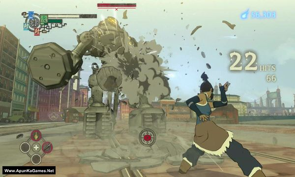 The Legend of Korra Screenshot 3, Full Version, PC Game, Download Free