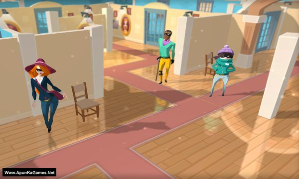 The Marvellous Miss Take Screenshot 2, Full Version, PC Game, Download Free
