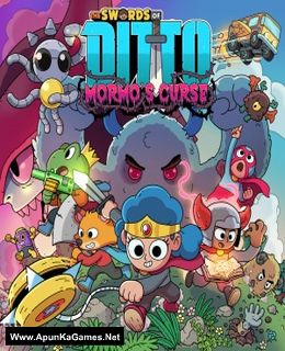 The Swords of Ditto: Mormo's Curse Cover, Poster, Full Version, PC Game, Download Free