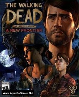 The Walking Dead: A New Frontier Complete Season Cover, Poster, Full Version, PC Game, Download Free