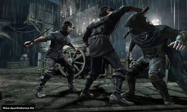 Thief Screenshot 1, Full Version, PC Game, Download Free