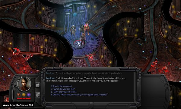 Torment: Tides of Numenera Screenshot 2, Full Version, PC Game, Download Free