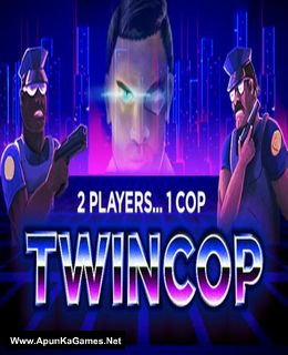 TwinCop Cover, Poster, Full Version, PC Game, Download Free