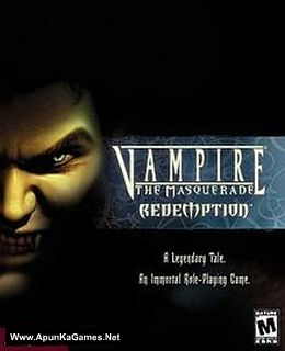 Vampire: The Masquerade - Redemption Cover, Poster, Full Version, PC Game, Download Free