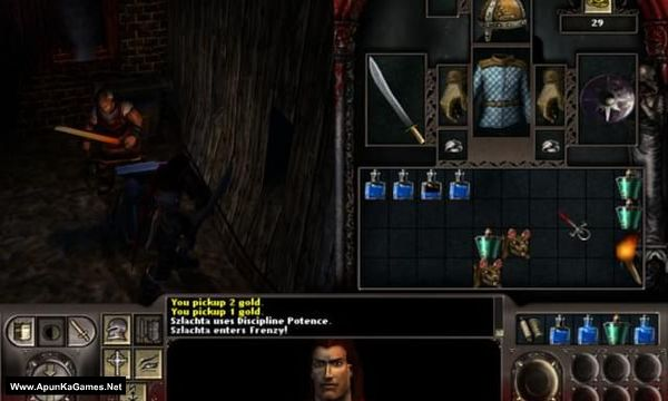 Vampire: The Masquerade - Redemption Screenshot 1, Full Version, PC Game, Download Free