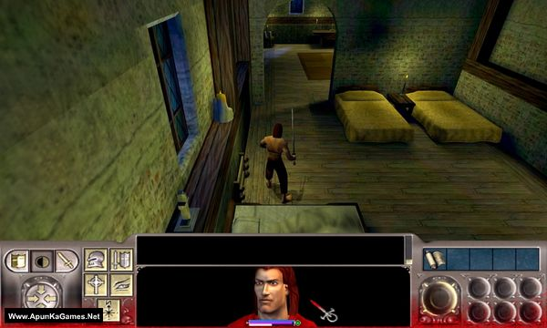 Vampire: The Masquerade - Redemption Screenshot 3, Full Version, PC Game, Download Free