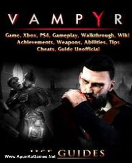 Vampyr Cover, Poster, Full Version, PC Game, Download Free