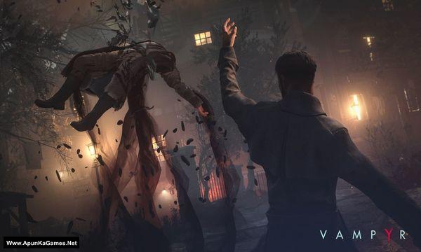 Vampyr Screenshot 2, Full Version, PC Game, Download Free