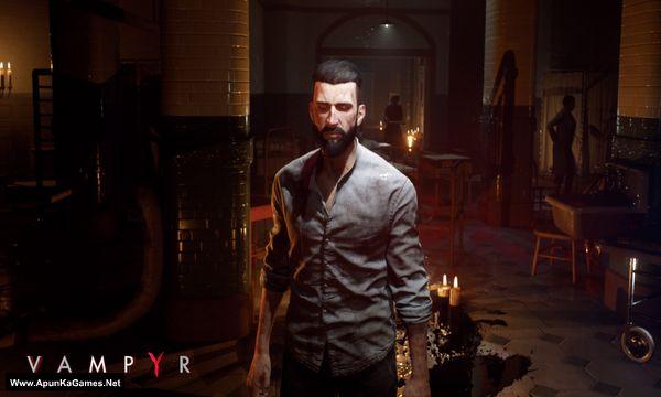 Vampyr Screenshot 3, Full Version, PC Game, Download Free