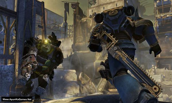 Warhammer 40,000: Space Marine Screenshot 2, Full Version, PC Game, Download Free