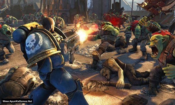 Warhammer 40,000: Space Marine Screenshot 3, Full Version, PC Game, Download Free