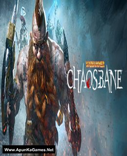 Warhammer: Chaosbane Cover, Poster, Full Version, PC Game, Download Free