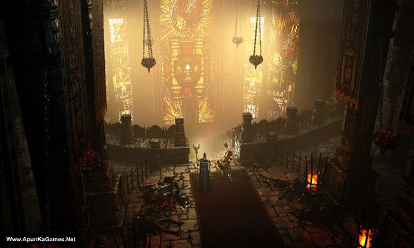 Warhammer: Chaosbane Screenshot 1, Full Version, PC Game, Download Free