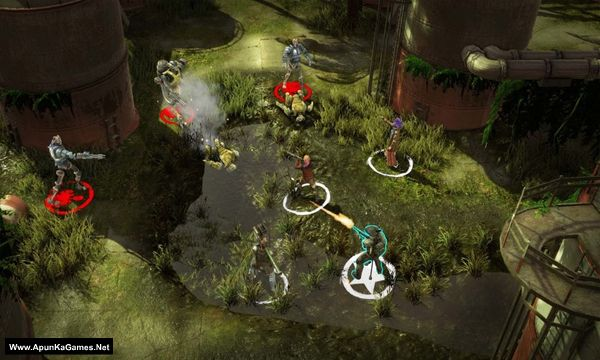 Wasteland 2 Director's Cut Digital Deluxe Edition Screenshot 1, Full Version, PC Game, Download Free