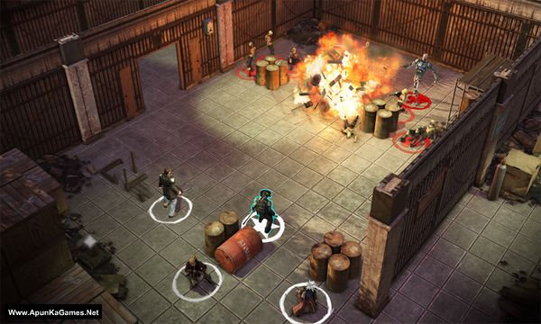 Wasteland 2 Director's Cut Digital Deluxe Edition Screenshot 2, Full Version, PC Game, Download Free