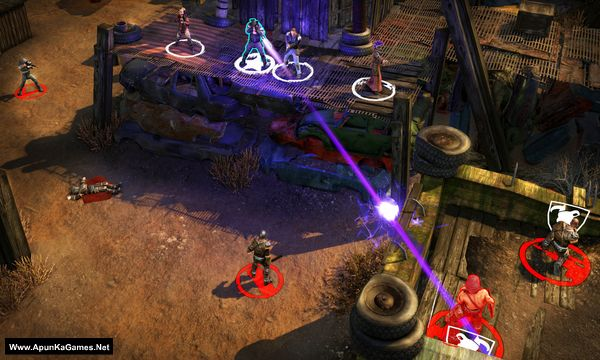 Wasteland 2 Director's Cut Digital Deluxe Edition Screenshot 3, Full Version, PC Game, Download Free