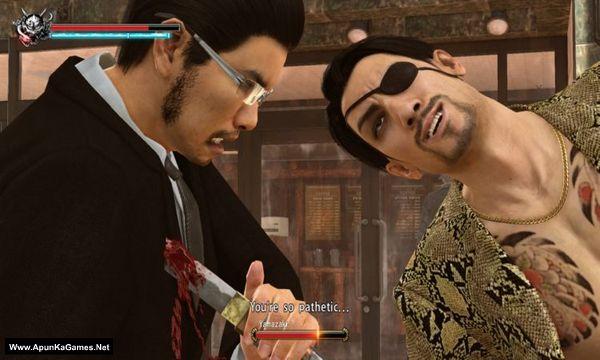 Yakuza Kiwami 2 Screenshot 1, Full Version, PC Game, Download Free