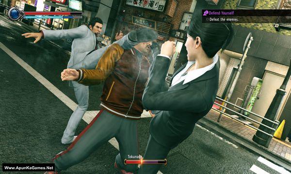 Yakuza Kiwami 2 Screenshot 2, Full Version, PC Game, Download Free