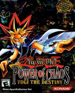 Yu-Gi-Oh! Power Of Chaos Cover, Poster, Full Version, PC Game, Download Free