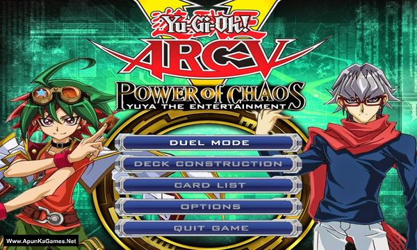 Yu-Gi-Oh! Power Of Chaos Screenshot 1, Full Version, PC Game, Download Free