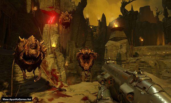 Doom Screenshot 1, Full Version, PC Game, Download Free
