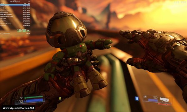 Doom Screenshot 3, Full Version, PC Game, Download Free