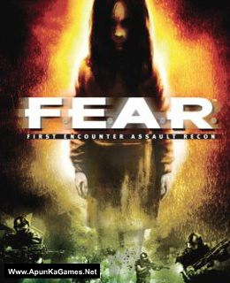 F.E.A.R. Gold Edition Cover, Poster, Full Version, PC Game, Download Free