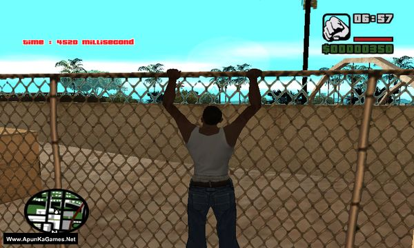 GTA San Andreas Parkour Challenge Mod Screenshot 1, Full Version, PC Game, Download Free