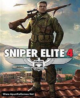 Sniper Elite 4 Deluxe Edition Cover, Poster, Full Version, PC Game, Download Free