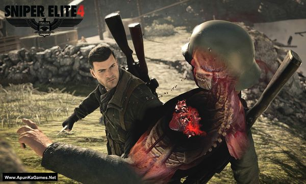 Sniper Elite 4 Deluxe Edition Screenshot 2, Full Version, PC Game, Download Free