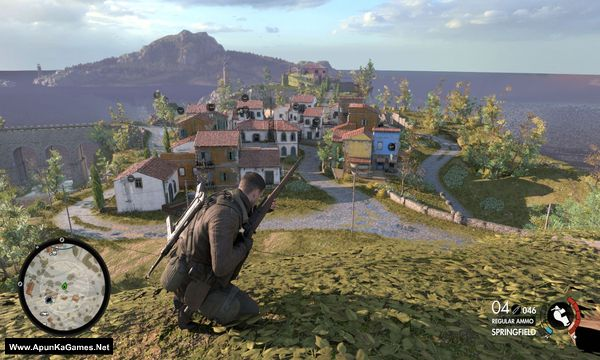 Sniper Elite 4 Deluxe Edition Screenshot 3, Full Version, PC Game, Download Free