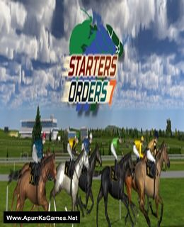 Starters Orders 7 Horse Racing Cover, Poster, Full Version, PC Game, Download Free