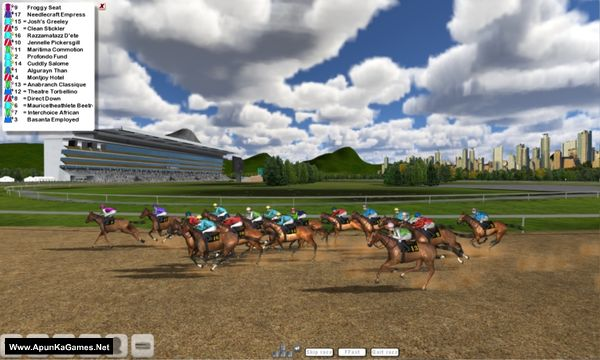 Starters Orders 7 Horse Racing Screenshot 1, Full Version, PC Game, Download Free