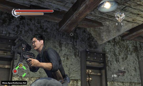 Stranglehold Screenshot 1, Full Version, PC Game, Download Free