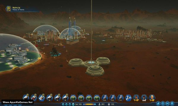 Surviving Mars Green Planet Screenshot 1, Full Version, PC Game, Download Free