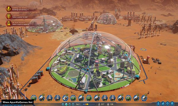 Surviving Mars Green Planet Screenshot 2, Full Version, PC Game, Download Free
