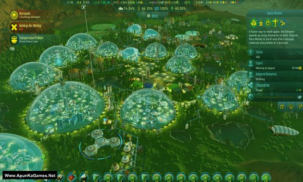 Surviving Mars Green Planet2 Screenshot 3, Full Version, PC Game, Download Free