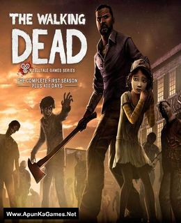 The Walking Dead: The Final Season (Episode 1-4) Cover, Poster, Full Version, PC Game, Download Free