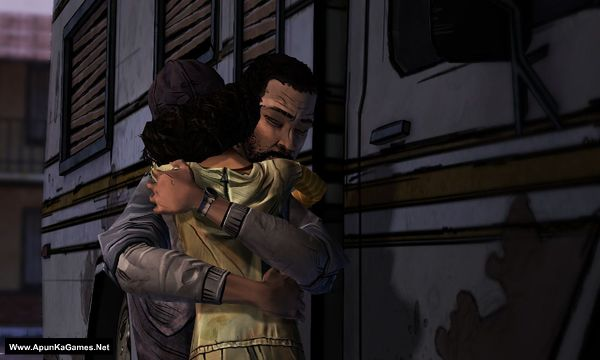 The Walking Dead: A New Frontier Complete Season Screenshot 3, Full Version, PC Game, Download Free