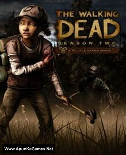 the walking dead season 2 Cover, Poster, Full Version, PC Game, Download Free