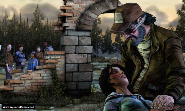 the walking dead season 2 Screenshot 1, Full Version, PC Game, Download Free