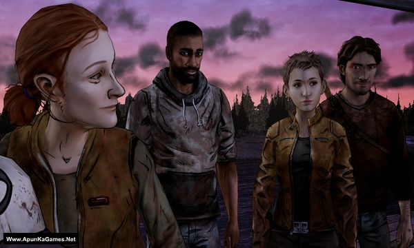 the walking dead season 2 Screenshot 2, Full Version, PC Game, Download Free