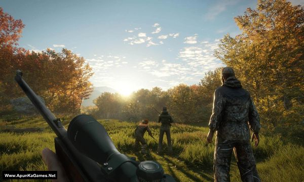 TheHunter: Call of The Wild Screenshot 3, Full Version, PC Game, Download Free