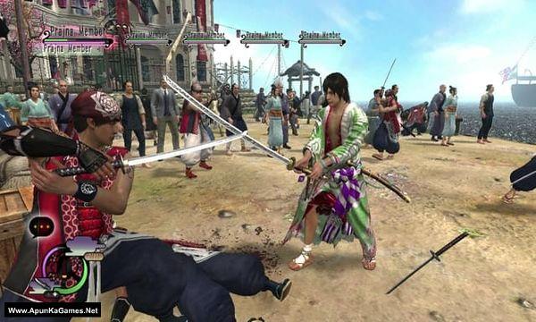 Way of the Samurai 4 Screenshot 1, Full Version, PC Game, Download Free